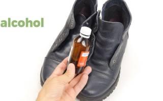 Как растянуть обувь на размер больше в домашних условиях?