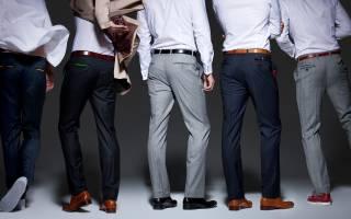 Как гладить брюки со стрелками?