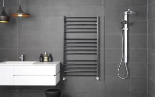 Как выбрать полотенцесушитель для ванной водяной из нержавеющей стали?
