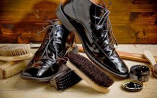 Как покрасить обувь?