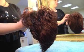 Как постирать парик из искусственных волос?