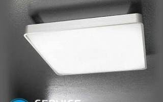 Как снять плафон с потолочного светильника?
