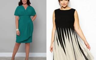 Какой фасон платья выбрать, чтобы скрыть живот?