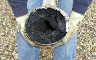 Как прочистить дымоход от сажи народными средствами?