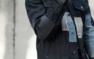 Как сшить джинсовую куртку своими руками?