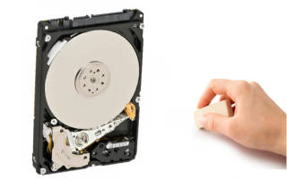 Как очистить жесткий диск на ноутбуке?