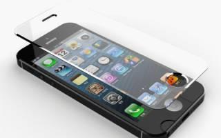 Как наклеить защитное стекло на телефон?
