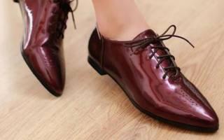 Как помыть кожаную обувь?