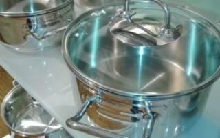 Как очистить кастрюли и сковородки – сода, канцелярский клей