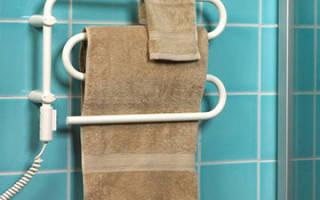 Как выбрать полотенцесушитель электрический?