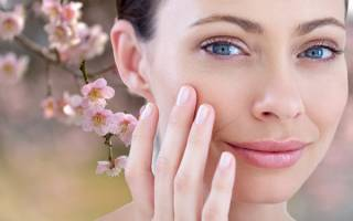 Весенний уход за кожей лица