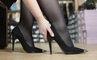 Как растянуть обувь из замши в домашних условиях?