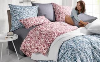 Из какого материала лучше постельное белье?