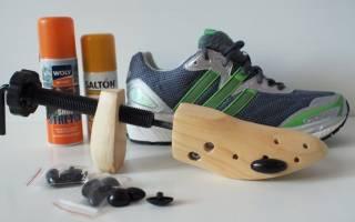 Как разносить кроссовки, которые жмут, в домашних условиях?