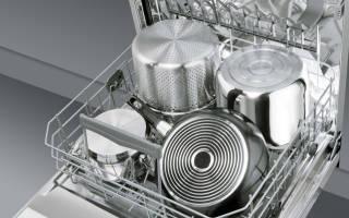 Как правильно расставить посуду в посудомоечной машине?