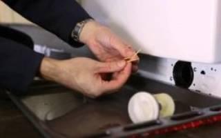 Как почистить сливной фильтр в стиральной машинке Индезит?