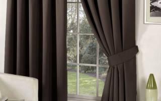 Как украсить шторы?