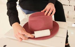 Как стирать кепку?