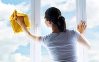Как мы ухаживаем за стеклянными поыерхностями