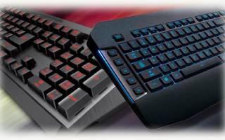 Какая клавиатура лучше – механическая или мембранная?