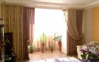 Как выбрать шторы для зала?