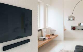 Как правильно повесить телевизор на стену?