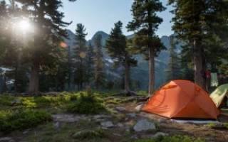 Как собрать палатку в круглый чехол?