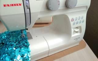 Как смазать швейную машинку?