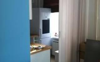 Как убрать стену между кухней и залом?