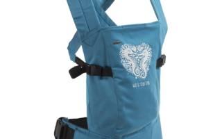 Какой хороший эрго-рюкзак?