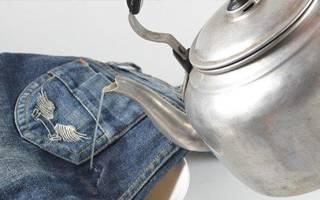 Как отлепить жвачку от одежды?
