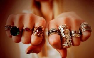 Как уменьшить размер кольца в домашних условиях?