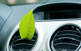 Запах сырости в машине