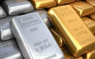 Золото и серебро – свойства, приметы