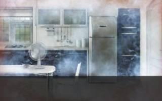 Как избавиться от запаха гари в квартире?
