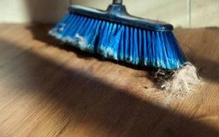 Как быстро помыть полы дома?