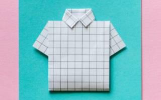 Как происходит правильная глажка рубашек