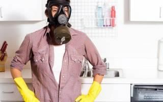 Как убрать запах в квартире гари