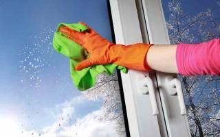 Как помыть окна без разводов в домашних условиях?
