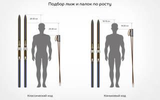 Как выбрать лыжные палки?