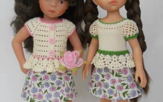 Как сшить юбку для куклы?