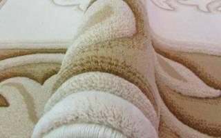 Cредства для чистки шерстяных ковров