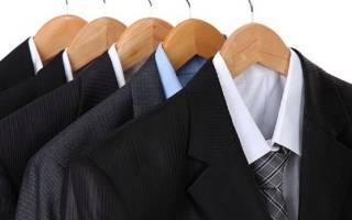 Можно ли стирать пиджак в стиральной машине?