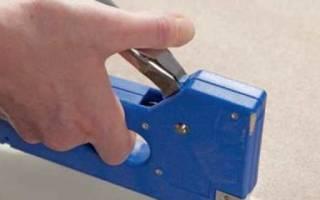 Как выбрать мебельный степлер?