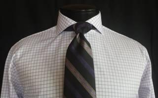 Как определить размер рубашки для мужчин?