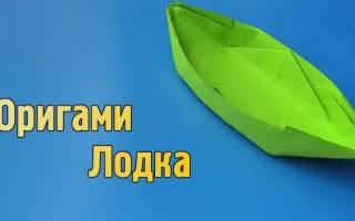 Как сделать лодку из бумаги?