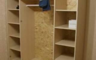Задняя стенка шкафа – из чего сделана?