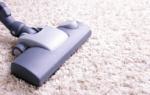 Как удалить запах с ковра в домашних условиях?