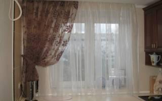 Как рассчитать тюль на окно в ширину?