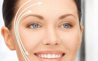 Как подтянуть кожу лица в домашних условиях?